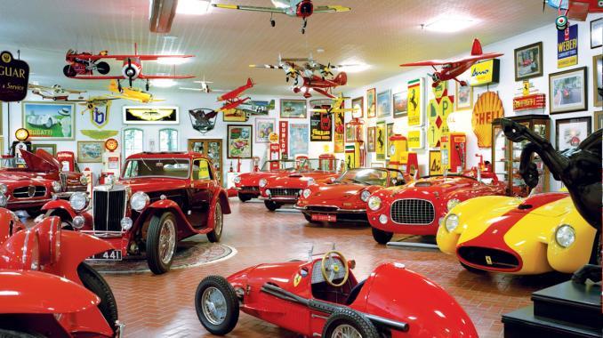 Dream Car Garages 2 Carmichael Honda