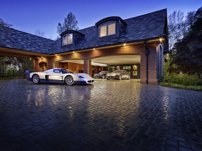 If You Had To Create A Dream Garage What Would It Be Like